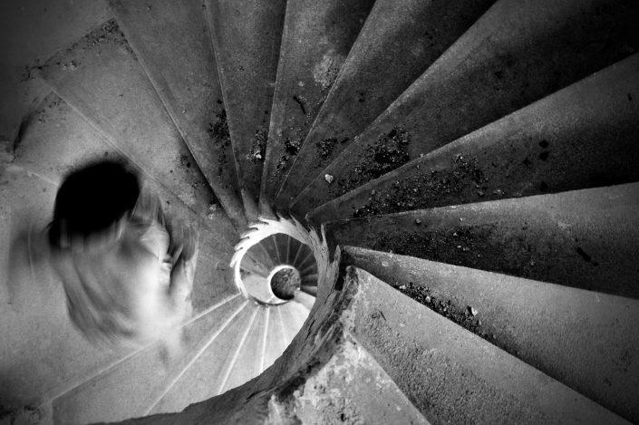 Spiral Stair - Alex Axon Photography