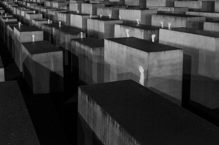 Help All Holocaust Memorial Berlin Alex Axon Photography
