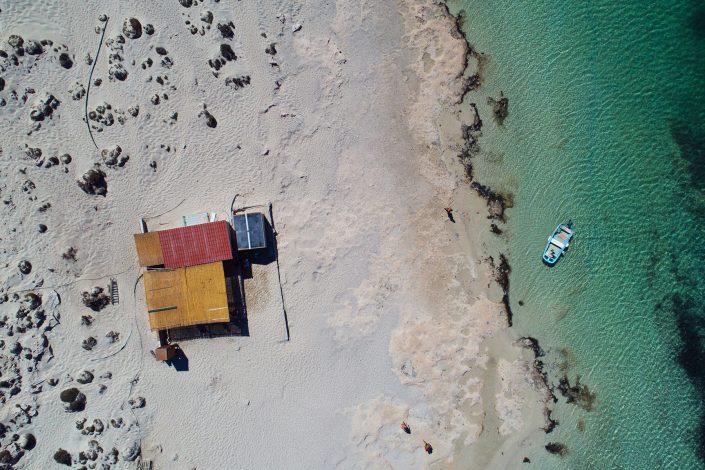 Balos Beach Crete Drone Photography Alex Axon