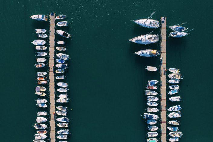 Boats Drone Photo Alex Axon