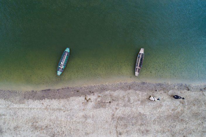 Danube River Alex Axon Drone Photography