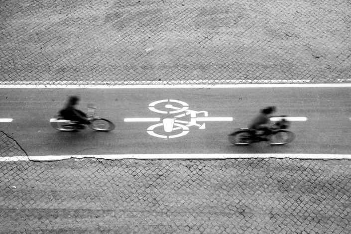 Bike Lane - Axon Photo
