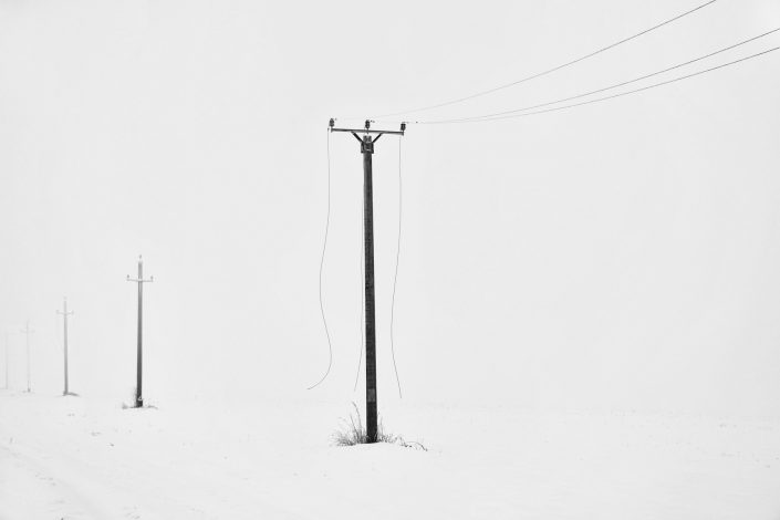 Winter Minimalism - Alex Axon Photography