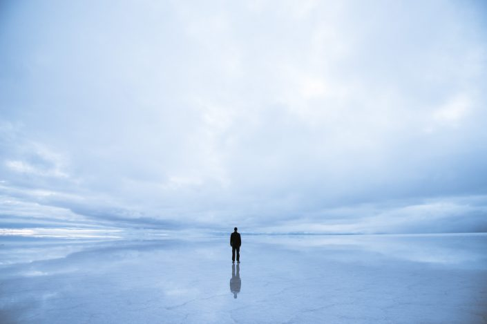 Uyuni Alex Axon Photo Self Portrait