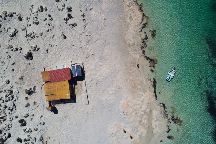 Balos Beach Crete Drone Photography Alex Axon