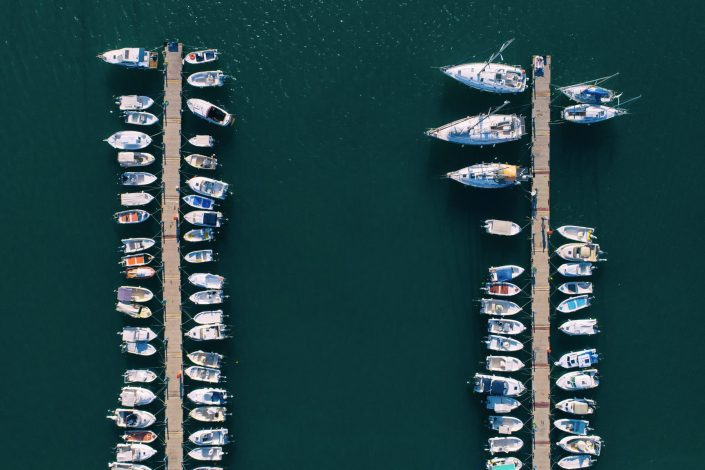 Boats Drone Photo Alex Axon
